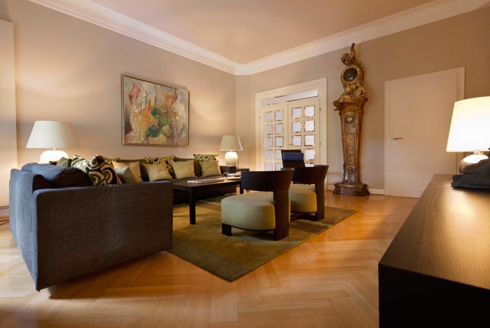Plankontur Wohnen in stilvoller Umgebung