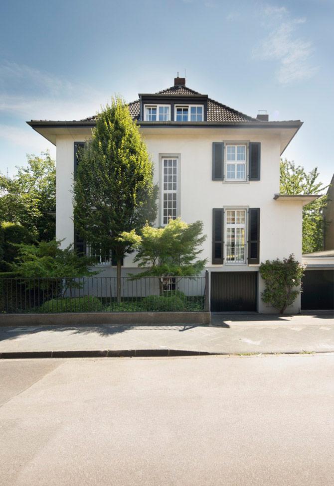 Düsseldorf freistehendes Haus in Planung