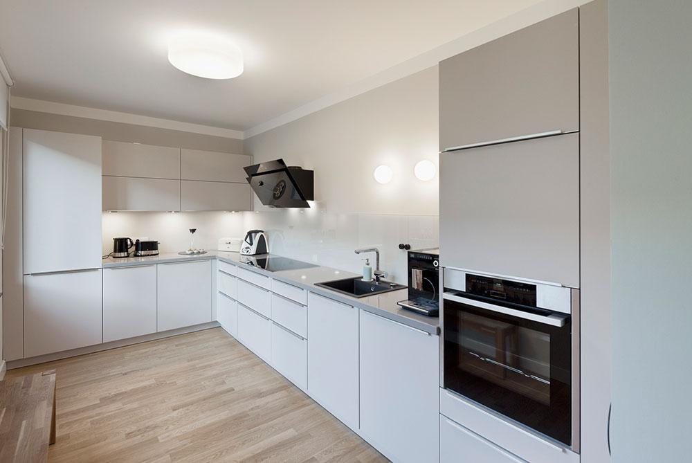 Eigentumswohnung Ausstattung der Küche