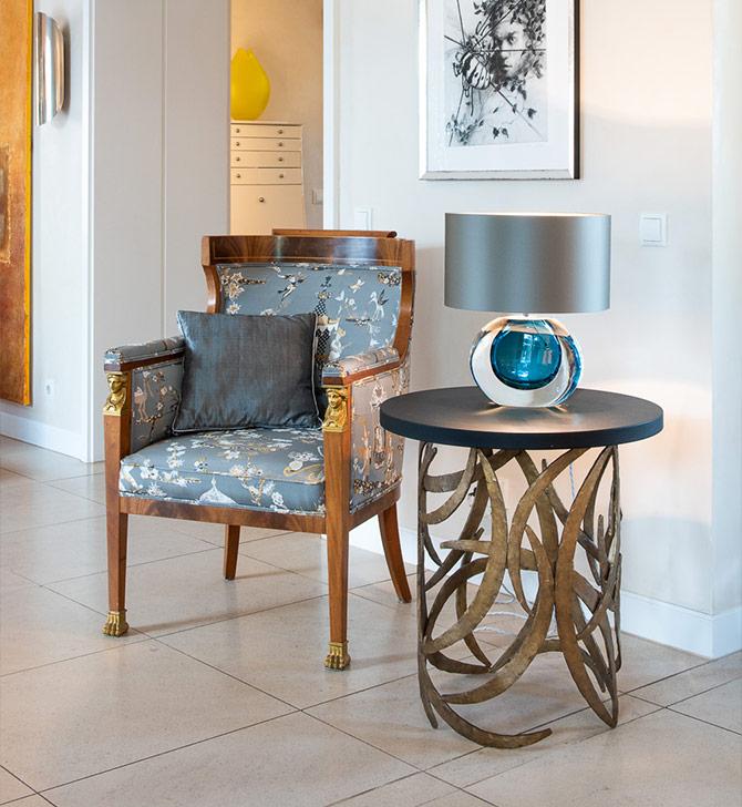 Möbel mit Stil von Innenarchitekt