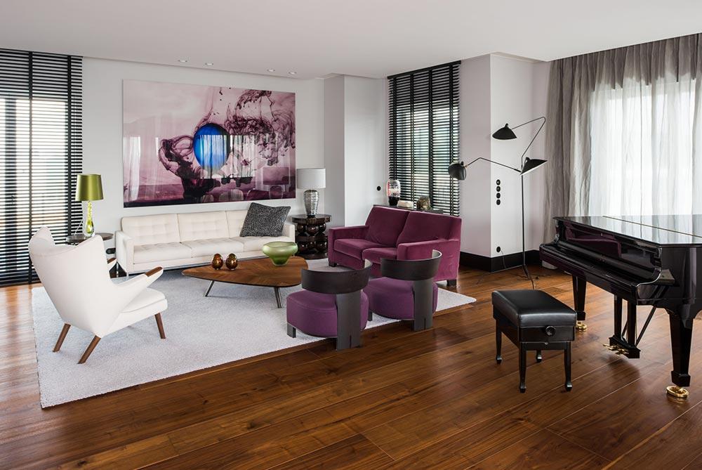 penthouse wohnraum