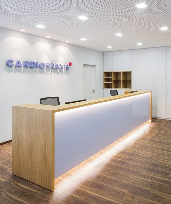 Modernisierung der Cardiopraxis in Duesseldorf