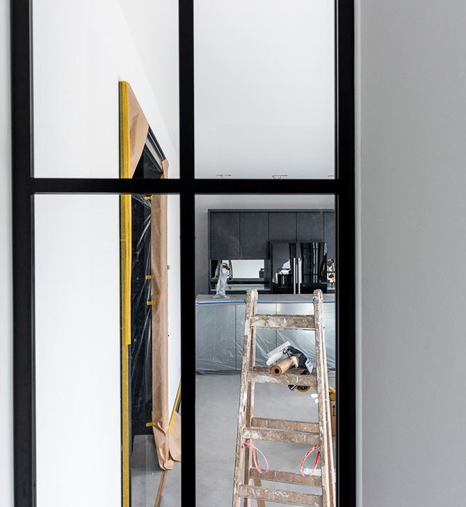 Moderne Küche Innenarchitekt Einrichtung